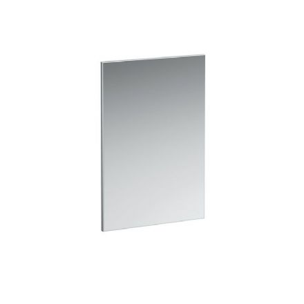 447401 - Laufen Frame 25 550mm x 825mm Mirror with Aluminium Frame - 4.4740.1